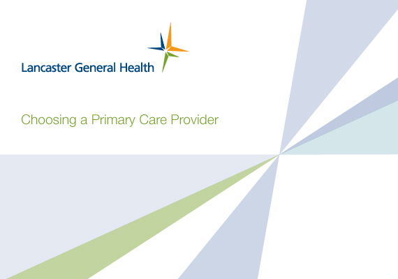 Branding: LANCASTER GENERAL HEALTH