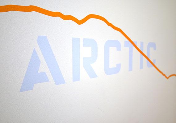 Graphic Design: ATRIUM/LIVING ROOM